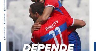"""La portada FC del partido: """"Depende de nosotros"""""""