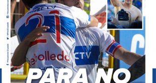 """La portada FC del partido: """"Para no olvidar"""""""