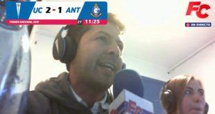 [VIDEO] Revive los goles cruzados frente a Antofagasta en la #FCam