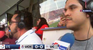 [VIDEO] Revive el gol de Germán Lanaro para el empate frente a U.de.Chile en la #FCam